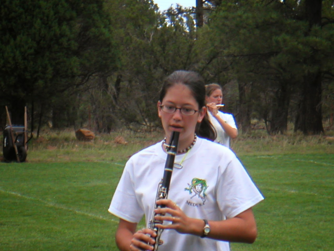 Mom's Letter: Band Camp