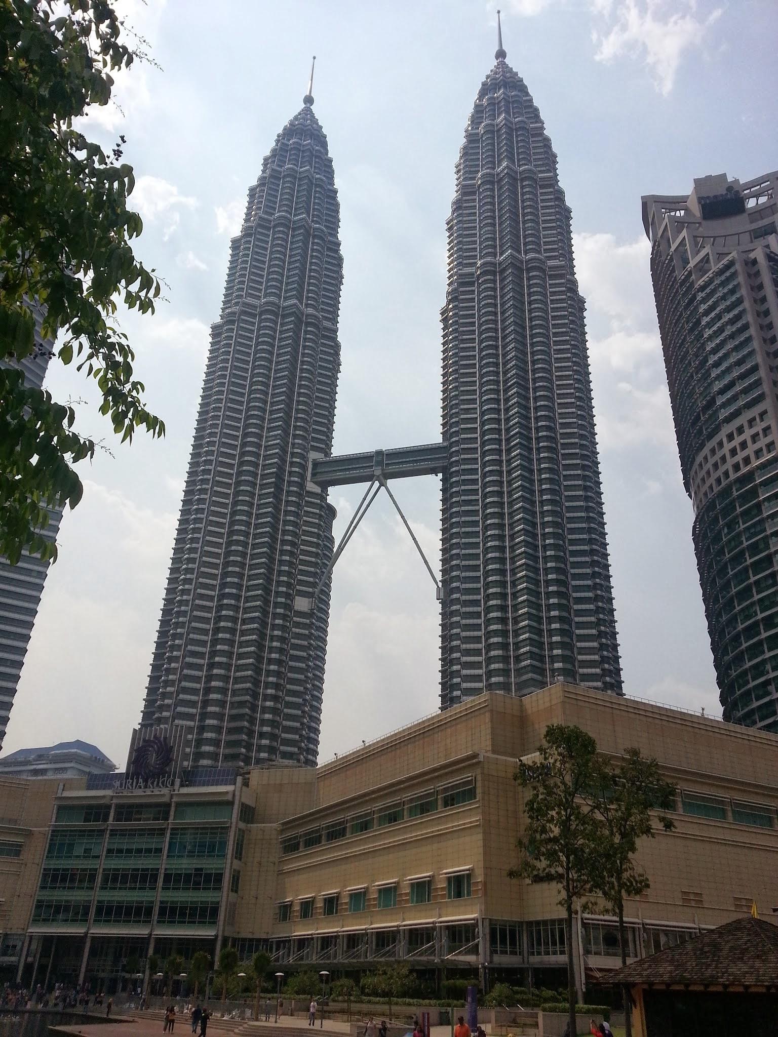 Welcome to Kuala Lumpur, Malaysia!
