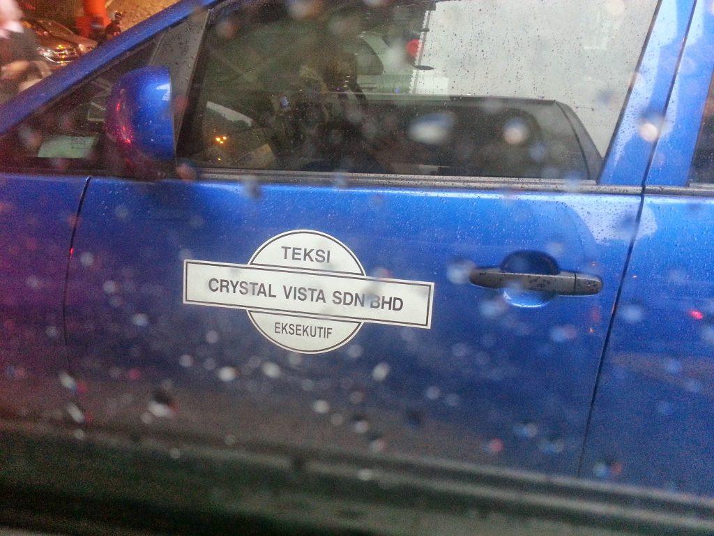 eksekutif teksi spelling