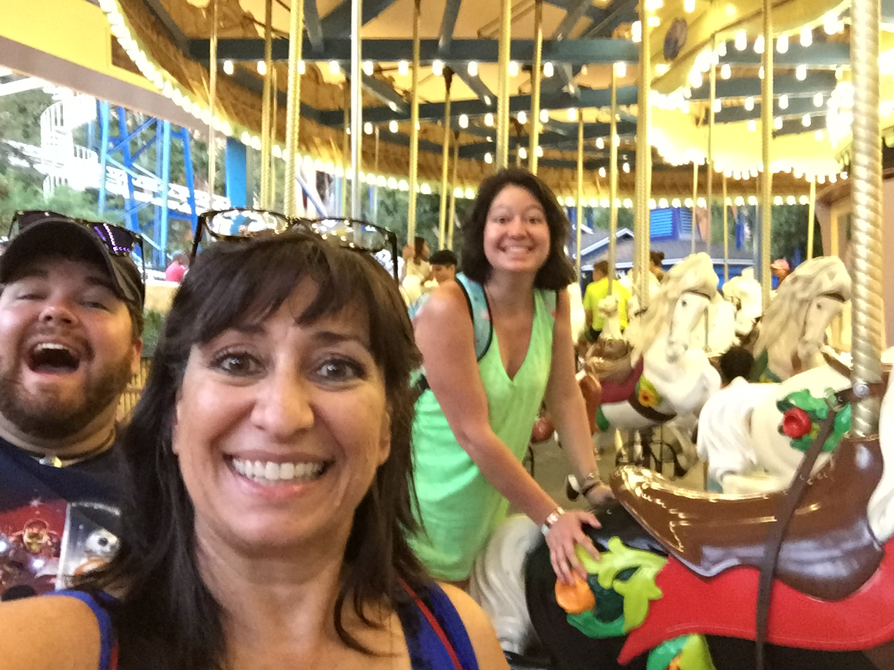 Of Roller Coasters and Looney Toons: California, Part 1