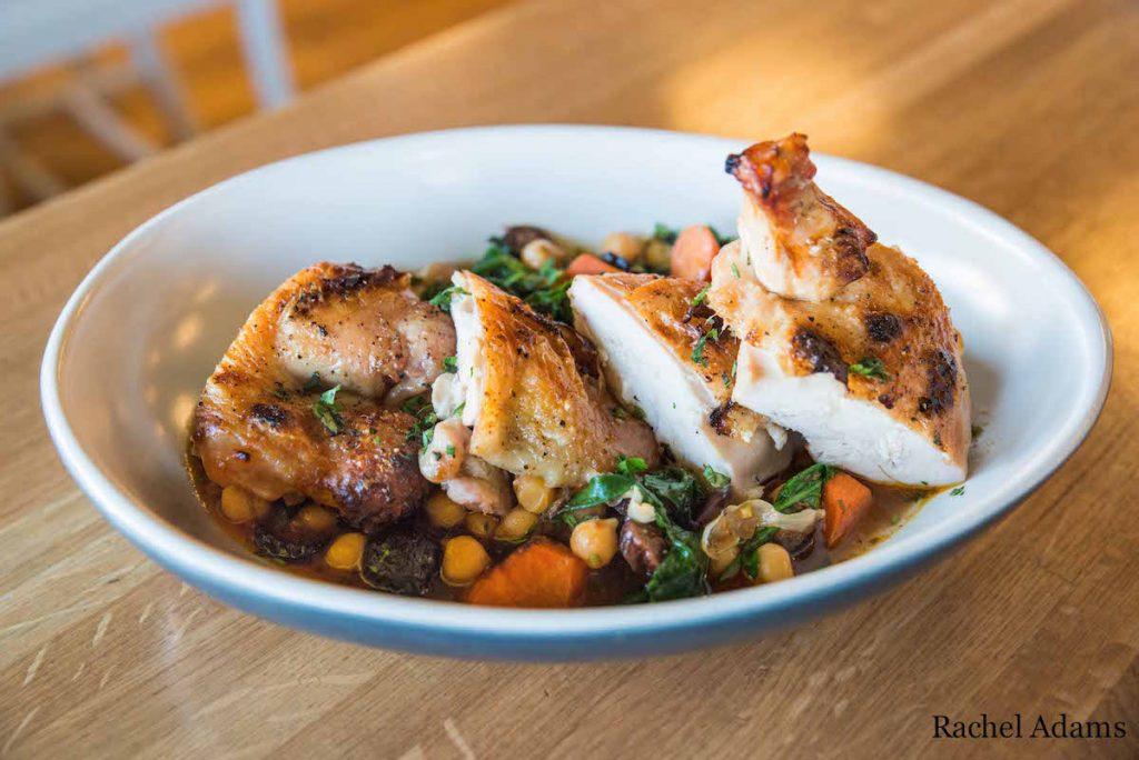 True Food Kitchen Moroccan Chicken