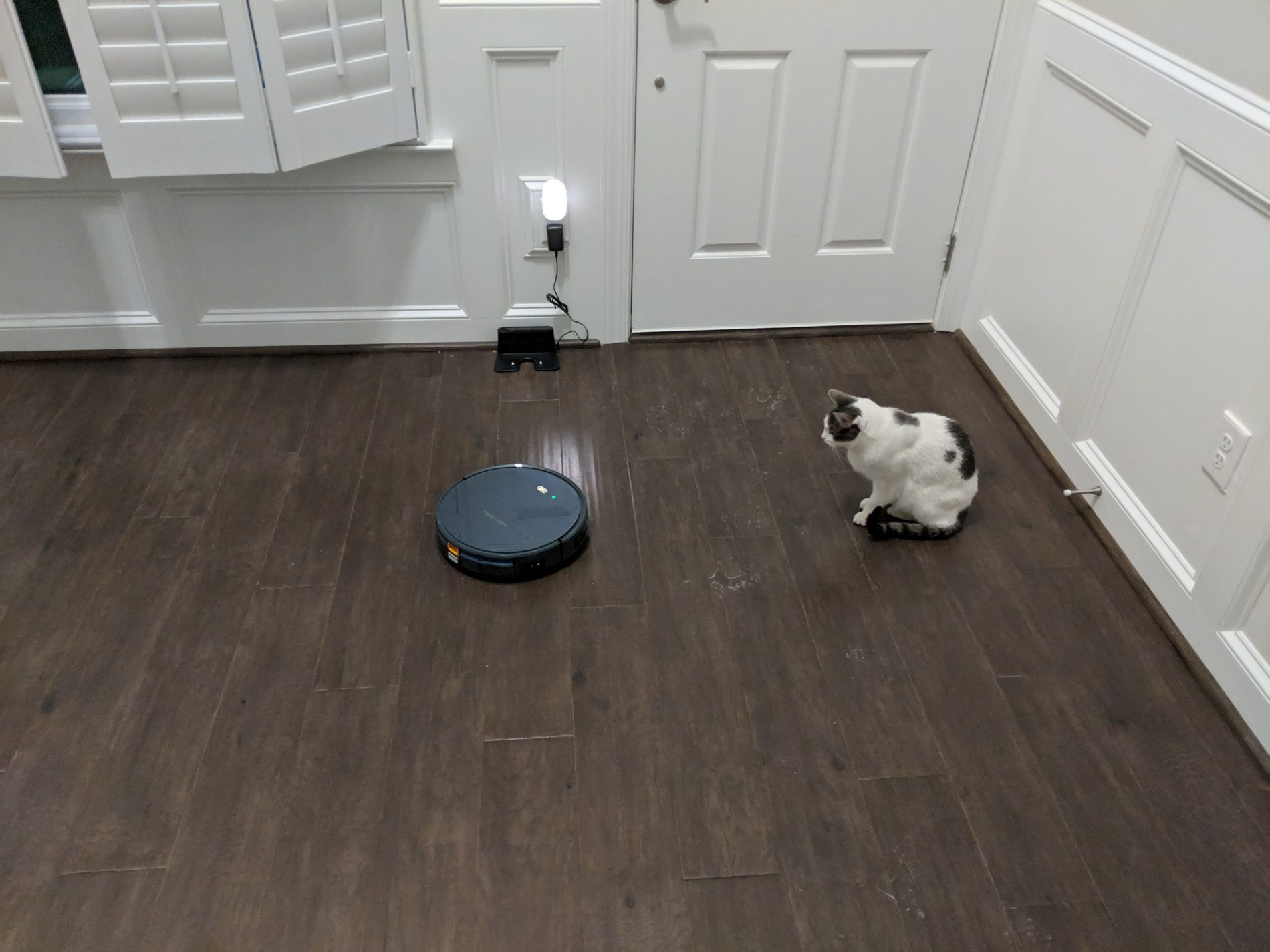Tesvor X500 Robot Vacuum Review (KF-001YZH)