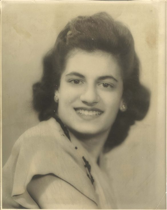 A picture of my Assyrian grandmother.