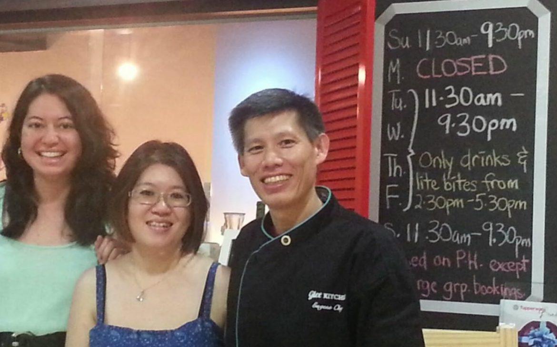 singapore glee kitchen